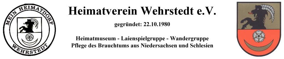Heimatverein Wehrstedt